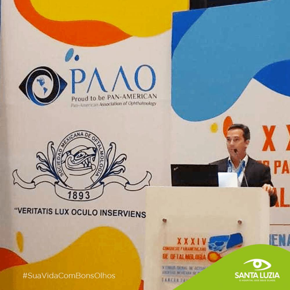 XXXIV Congresso Pan-Americano de Oftalmologia