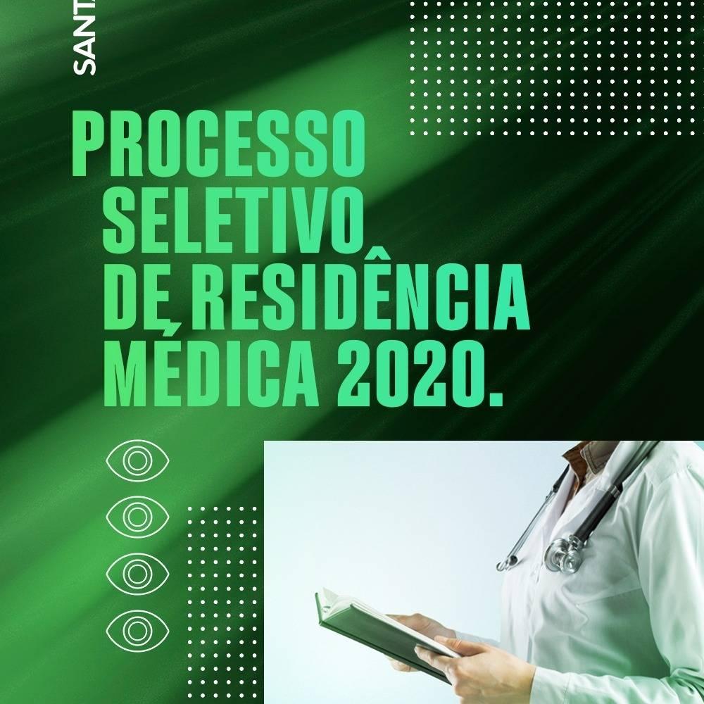 PROCESSO SELETIVO - 2020 Curso de Especialização em Oftalmologia - CBO